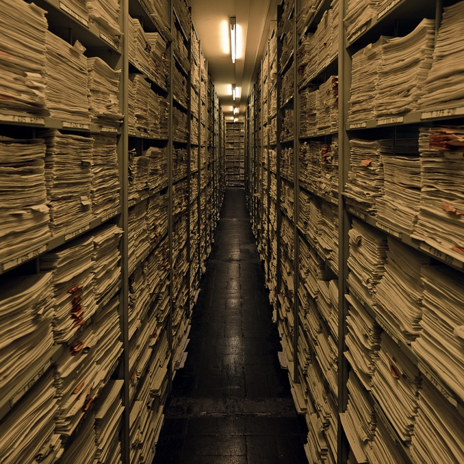 opening the nazi archives at bad arolsen